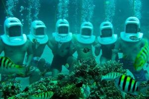 Boracay Helmet Diving Tour