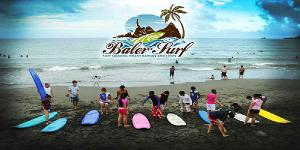 Baler Surfing w/ Instructor (Half Day)